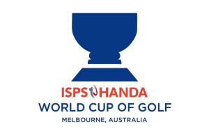 ISPS HANDA World Cup of Golf 2013 logo