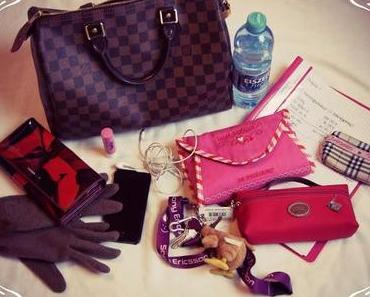 5 Tage - 5 Taschen: Tag 2 - Louis Vuitton Speedy 30