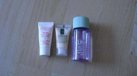 [Kurzreview:] Clinique und Clarins