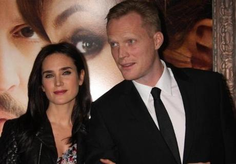 Dec. 7, 2010 - New York, New York, U.S. - JENNIFER CONNELLY and PAUL BETTANY arriving at the world premiere of Columbia Pictures' ''The Tourist'' at the Ziegfeld Theater in New York City on 12-06-2010.  2010....K66362HMc. © Red Carpet Pictures