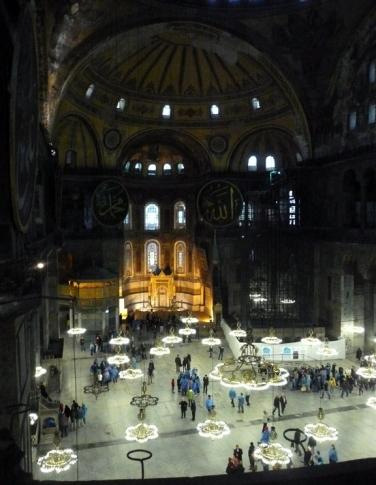 On the road in Turkey – Istanbul