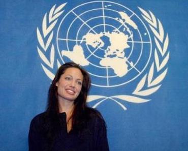 Angelina Jolie feiert 60. Geburtstag der UNHCR