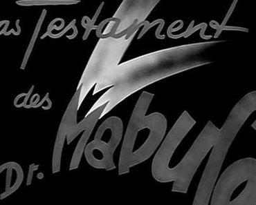 Tonfilm-Seitensprung: Fritz Langs zweiter Mabuse-Film