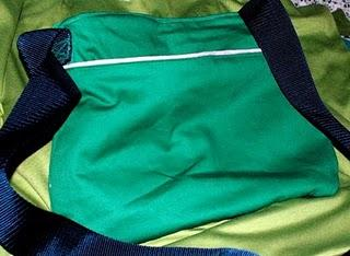 Greenadine Bag