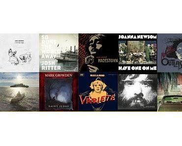 Hitparade - Die Alben des Jahres