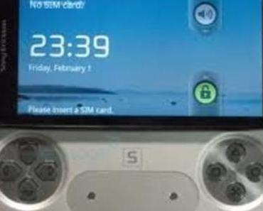"PlayStation Phone ""Xperia Play"" kommt im April 2011 auf den Markt."