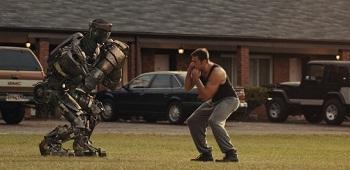 Trailer zu 'Real Steel' mit Hugh Jackman