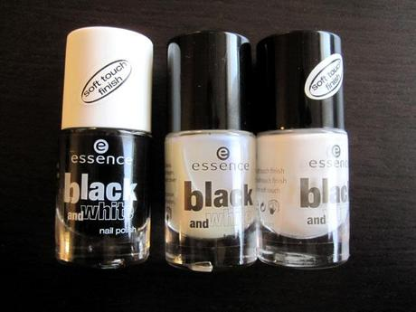 Review: essence trend edition black and white