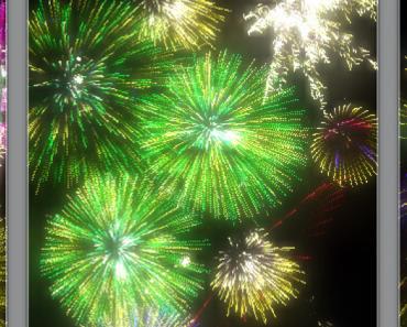 Neujahr 2011 – Netze schlagen sich wacker