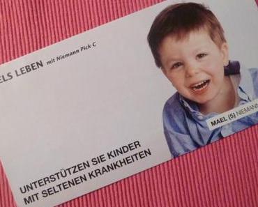 November-Spendenaktion: Niemann Pick C – unheilbar und tödlich