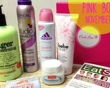 boxenstopp // pink box november 2013