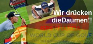 World Cup of Golf 2013-Tag 1