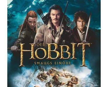 [Rezension] Der Hobbit - Smaugs Einöde. Das offizielle Begleitbuch (Jude Fisher)