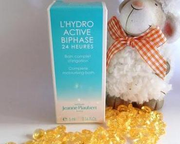 Jeanne Paulbert L'Hydro Aktive Biphase 24 Houres im Test