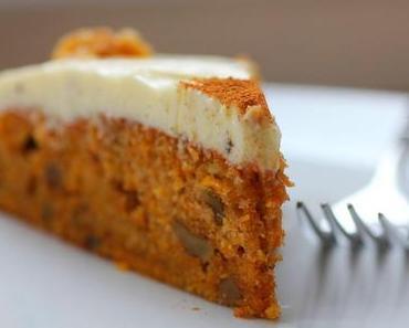 Der beste Carrot-Cake der Welt! (Besser als bei Starbucks)