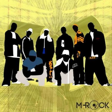 DJ M Rock   The Best of The Wu Tang Clan (Free Mixtape)