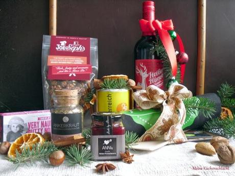 Hello Fresh & FOODIST Weihnachts Box