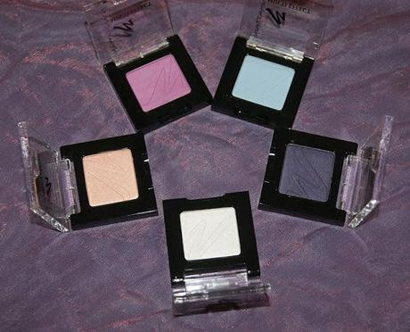 Manhattan Styletrip Eyeshadows