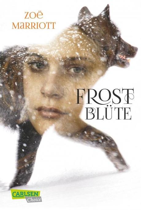 {Rezension} Zoë Marriott: Frostblüte