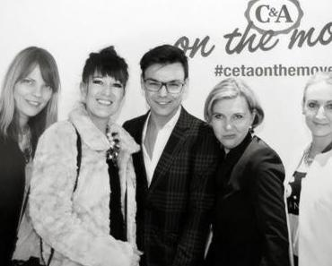 C&A on the move