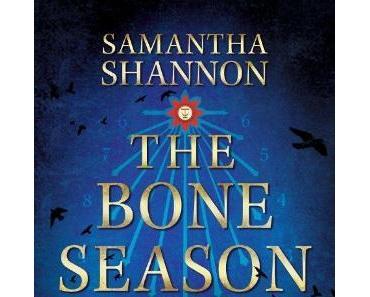 [Rezension] The Bone Season – Die Träumerin von Samantha Shannon (The Bone Season #1)