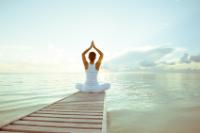 Perfekt ausgestattet in den Yoga Kurs