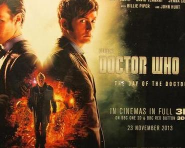 Live dabei! Doctor Who feiert 50. Geburtstag