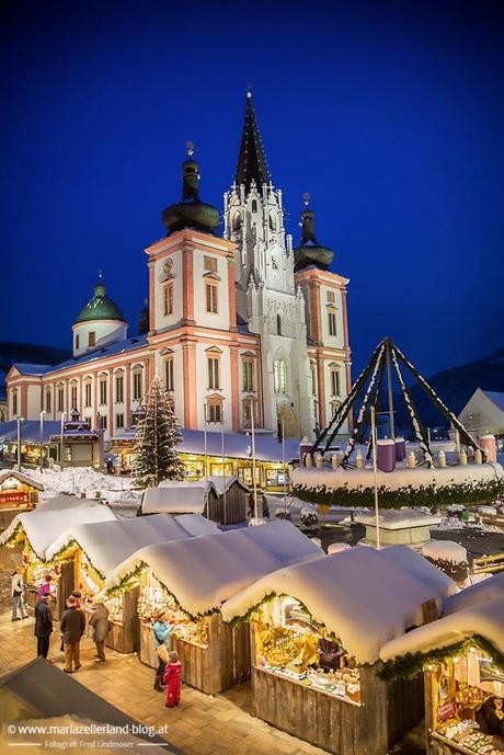 Mariazell-Basilika-Advent-zwei_