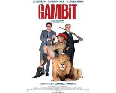 Filmkritik: Gambit (US 2012)