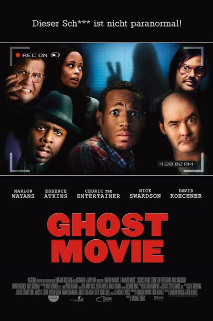 Review: GHOST MOVIE - Paranormale Plattheiten