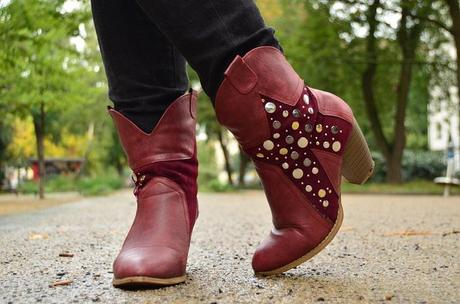 Outfit_Outfitpost_Fashion_Fashionbloggerin_Fashionblog_Fashionbloggerin aus Berlin_Annanikabu_roter Balzer_H&M_Westernstiefel_Cowboystiefel_coole Stiefel_rote Stiefel_2