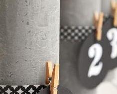 diy adventskranz. Black Bedroom Furniture Sets. Home Design Ideas