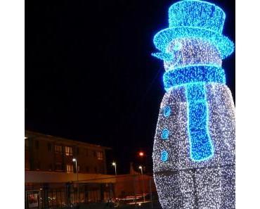 Homeoffice weihnachtlich dekorieren