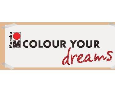 Neue Wand mit Marabu Creative Colours