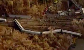 Zug-Crash in Bronx: Lokführer machte Nickerchen, MTA wehrte sich gegen Brems-Elektronik