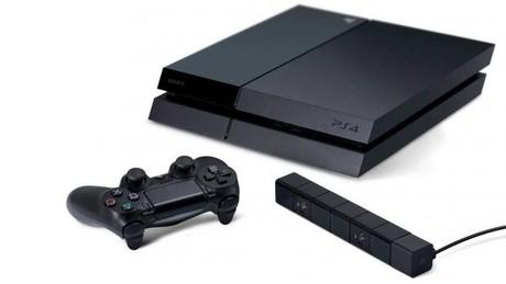 Sonys PS4 mit Playstation Camera