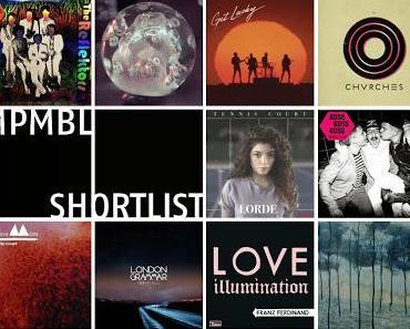 Oberpollinger: Mapambulo Shortlist 2013