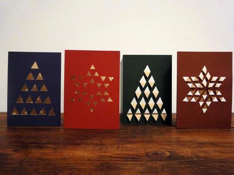 festlich sch ne weihnachtskarten. Black Bedroom Furniture Sets. Home Design Ideas
