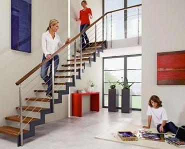 Treppe aufarbeiten: Alte Treppe, neu definiert
