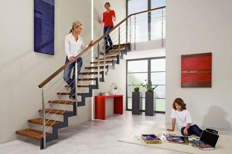 treppe aufarbeiten alte treppe neu definiert. Black Bedroom Furniture Sets. Home Design Ideas