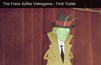 Clip des Tages: The Franz Kafka Videogame