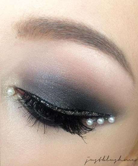 [AMU] Smokey Eyes feat. Catrice Feathers & Pearls