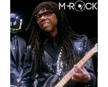 The Best of Nile Rodgers mixed by DJ M-Rock (free download)