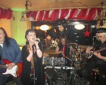 Rocknacht im Cafe zur Burg am 07.12.2013