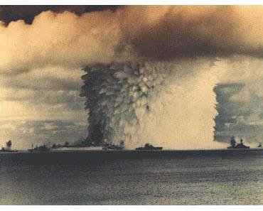 Radioaktive Verseuchung unseres Planeten mit nuklearen Massenvernichtungswaffen zwischen 1945-1998