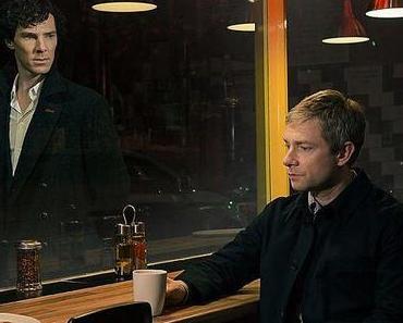 Sherlock kehrt zurück!