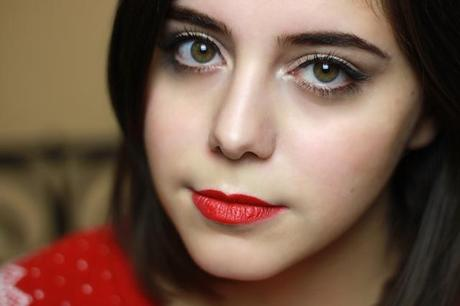 BEAUTY | Christmas Make-Up