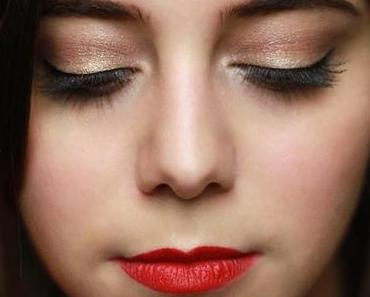 BEAUTY | Weihnachts Make-Up