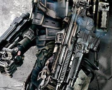 Trailerpark: Tom Cruise und dicke Wummen - Trailer zu EDGE OF TOMORROW