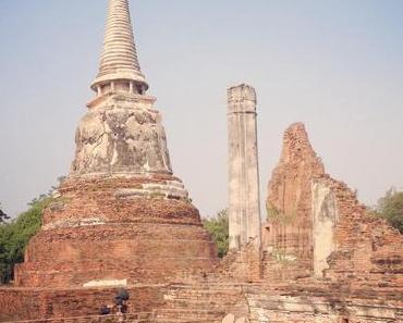 Thailand, Tag 20 u. 21: Ayutthaya